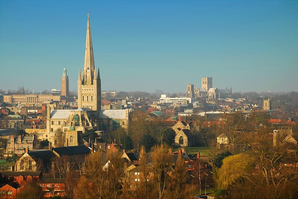 Norwich Skyline