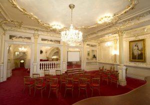 Cinderella Bar at the London Palladium Theatre