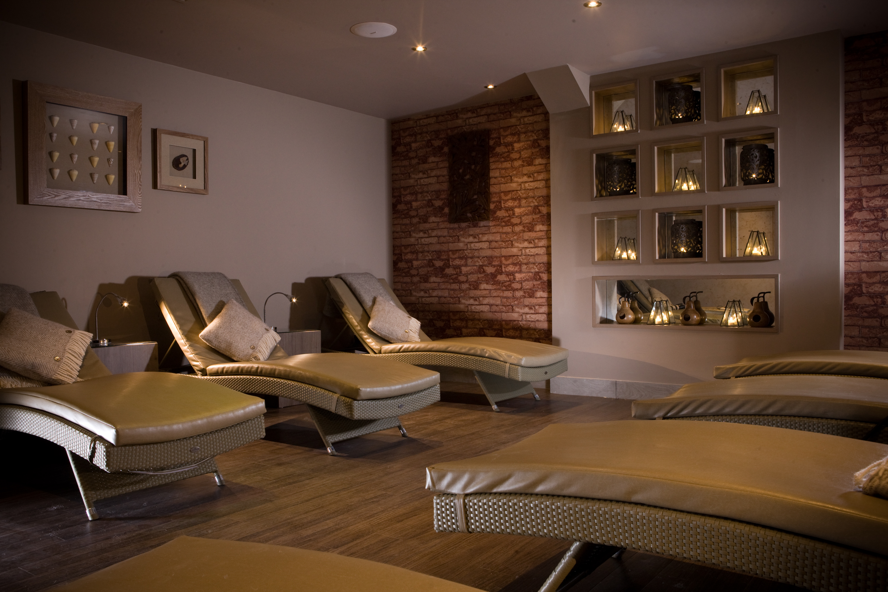 Craxton Spa Relaxation Room