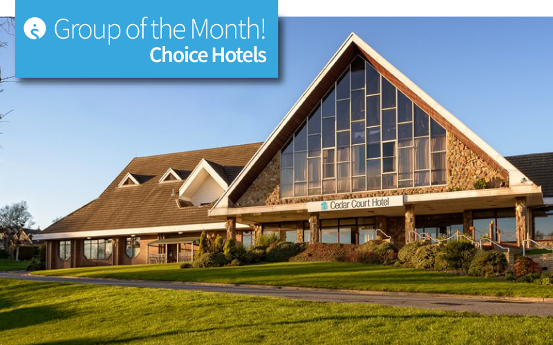Group Of The Month: Choice Hotels