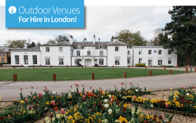 Outdoor Venues in London