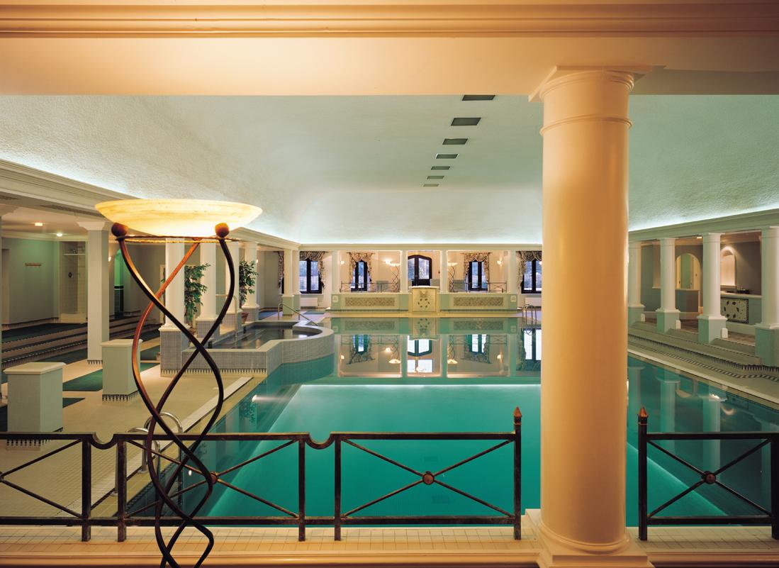 Hanbury Manor Marriott Hotel and Country Club
