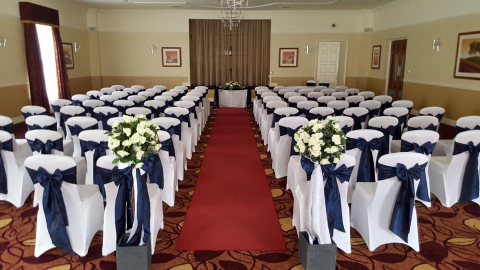 Wedding Reception at Hilton Puckrup Hall