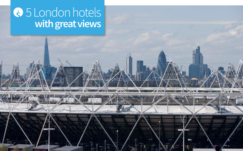 5 London Hotels with Great Views