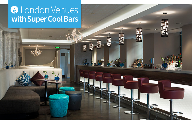 London Venues with Super Cool Bars