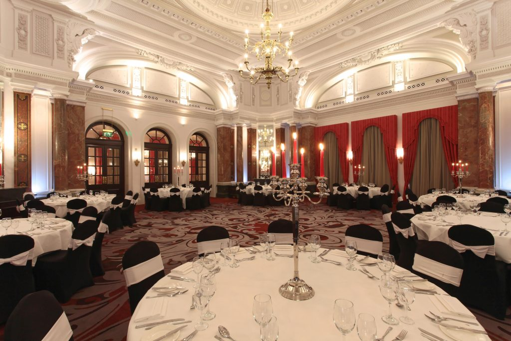Love is in the air at Amba Hotel Charing Cross