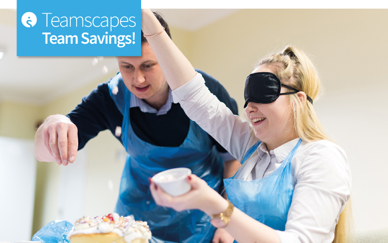 Teamscapes Team Savings