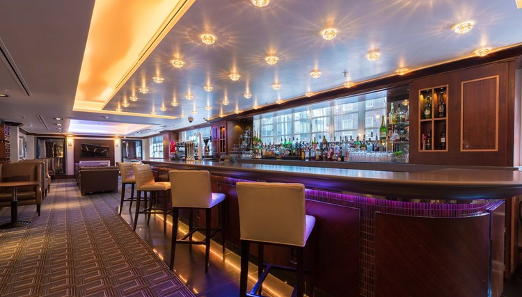 The Bar at Amba Hotel Charing Cross