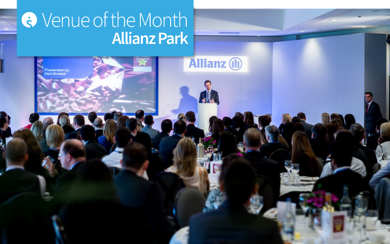 Venue of the Month: Allianz Park