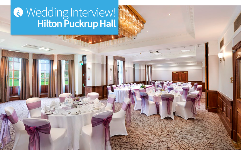 Wedding Interview - Hilton Puckrup Hall