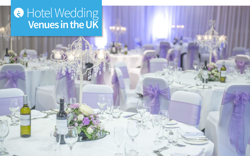 Hotel Wedding Venues in the UK