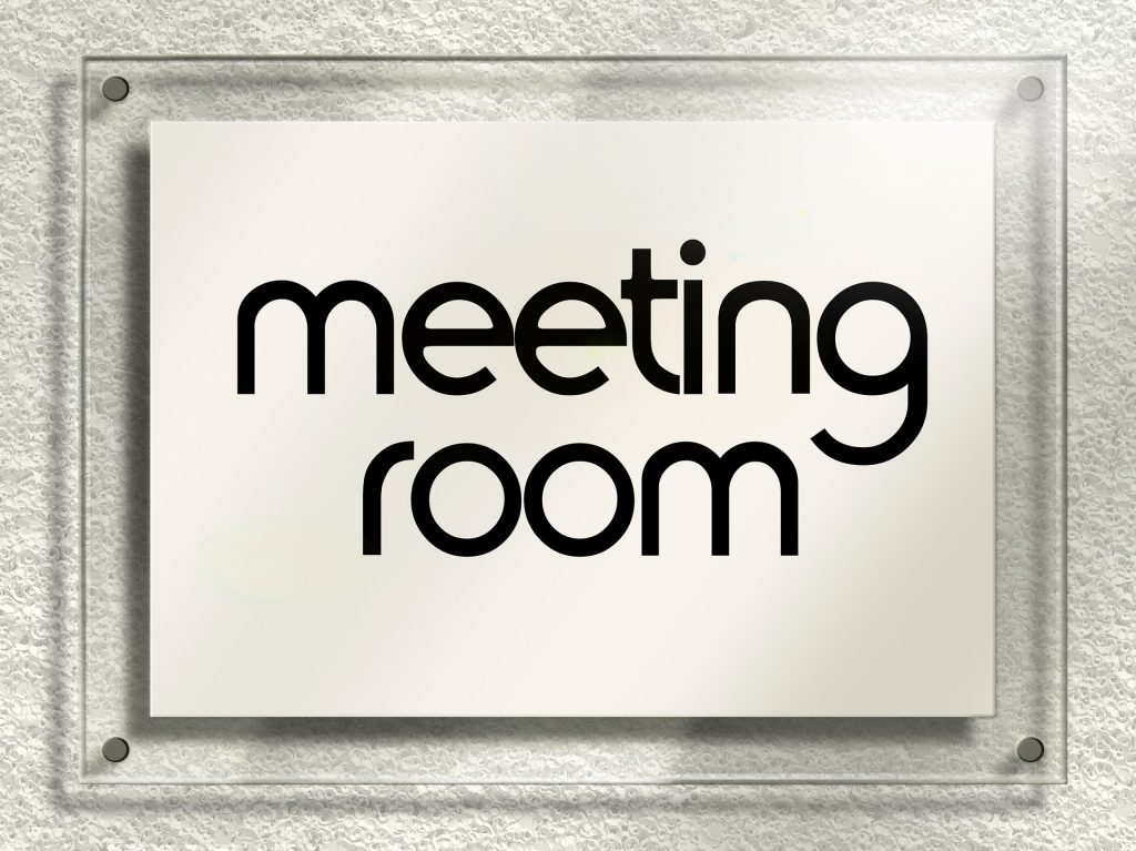 Budget friendly meeting rooms