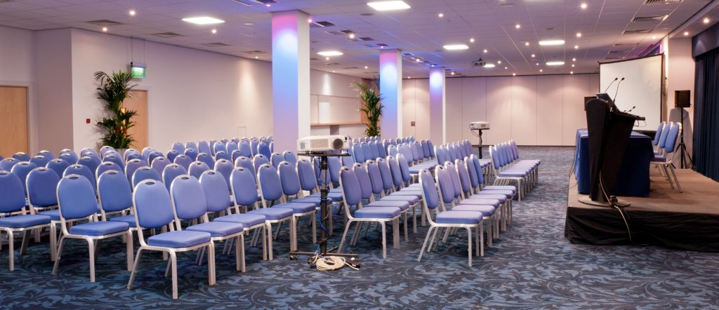 Conference facilities at Murrayfield