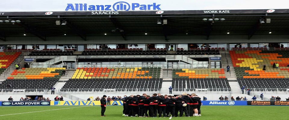 Picnic in the Allianz Park