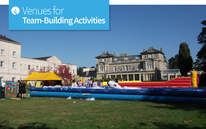 Venues for Team-Building Activities
