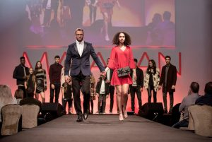 Aintree is a unique venue in Liverpool where you can host a fashion show and corporate events.