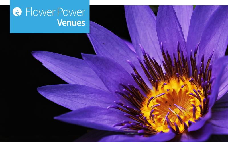 flower-power impact-venues