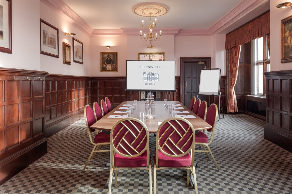 Dunston Hall Boardroom