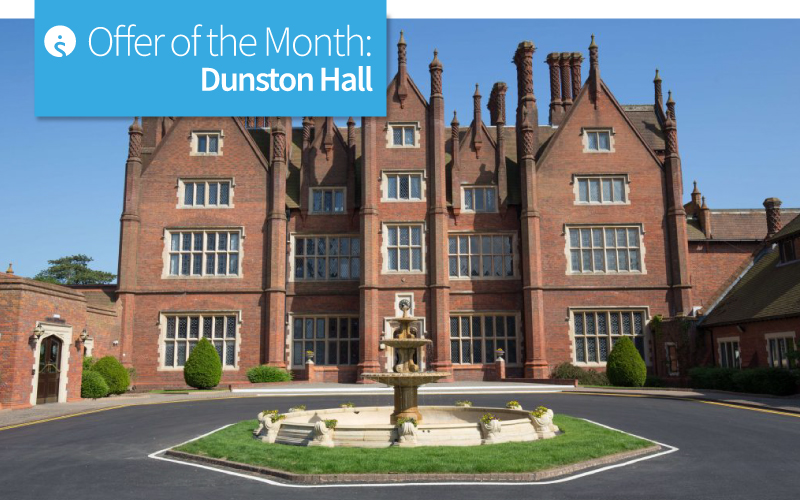 Offer of the month: Dunston Hall