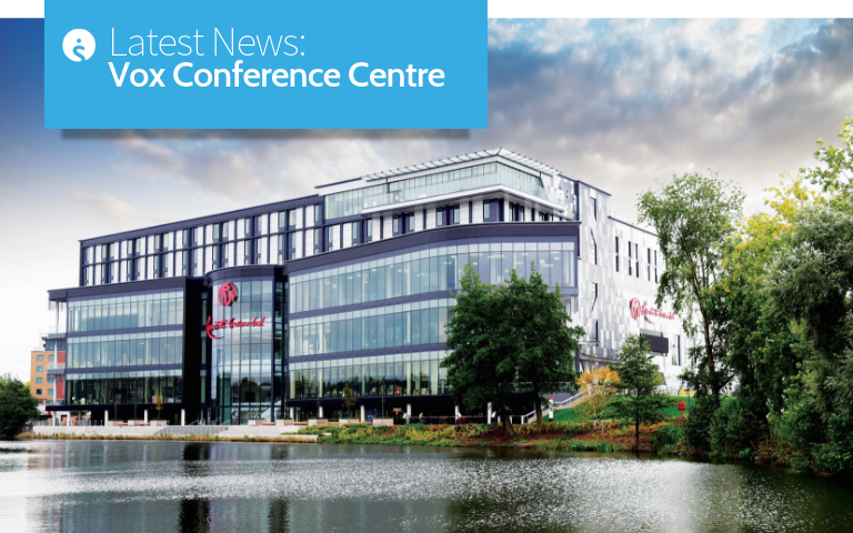 Latest News: Vox Conference Centre