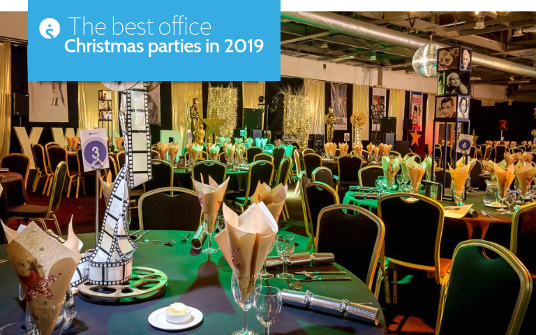 The best office Christmas parties in 2019