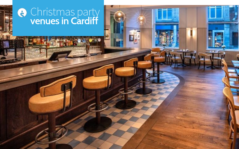 Christmas Party Venues in Cardiff