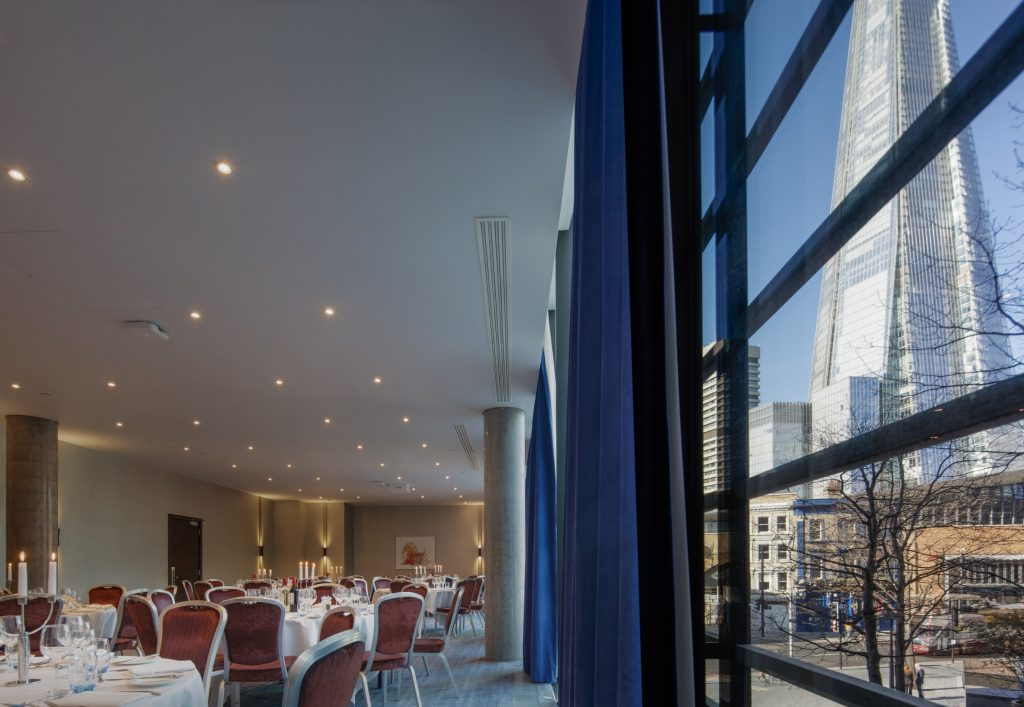 Hilton Tower Bridge Suite for London Fashion Week