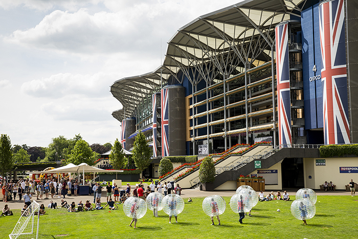 Ascot Racecourse  Outdoor Activities