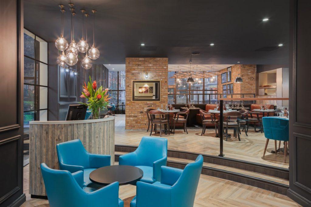 Ashburn S.W.7 restaurant