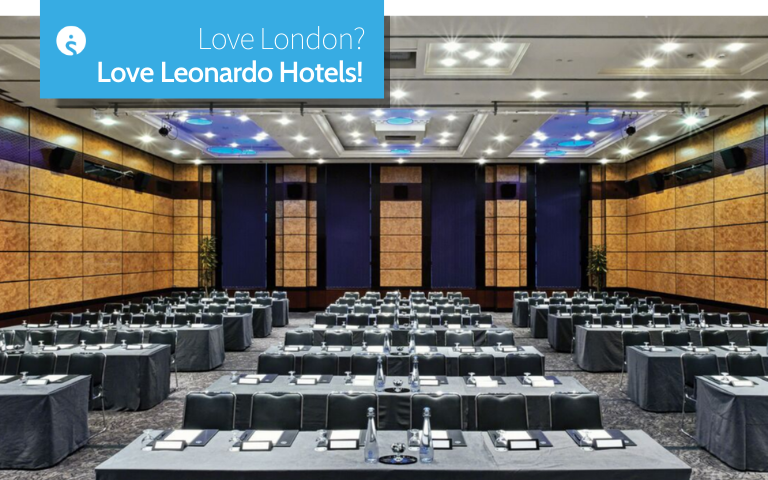 Love London? Love Leonardo Hotels!