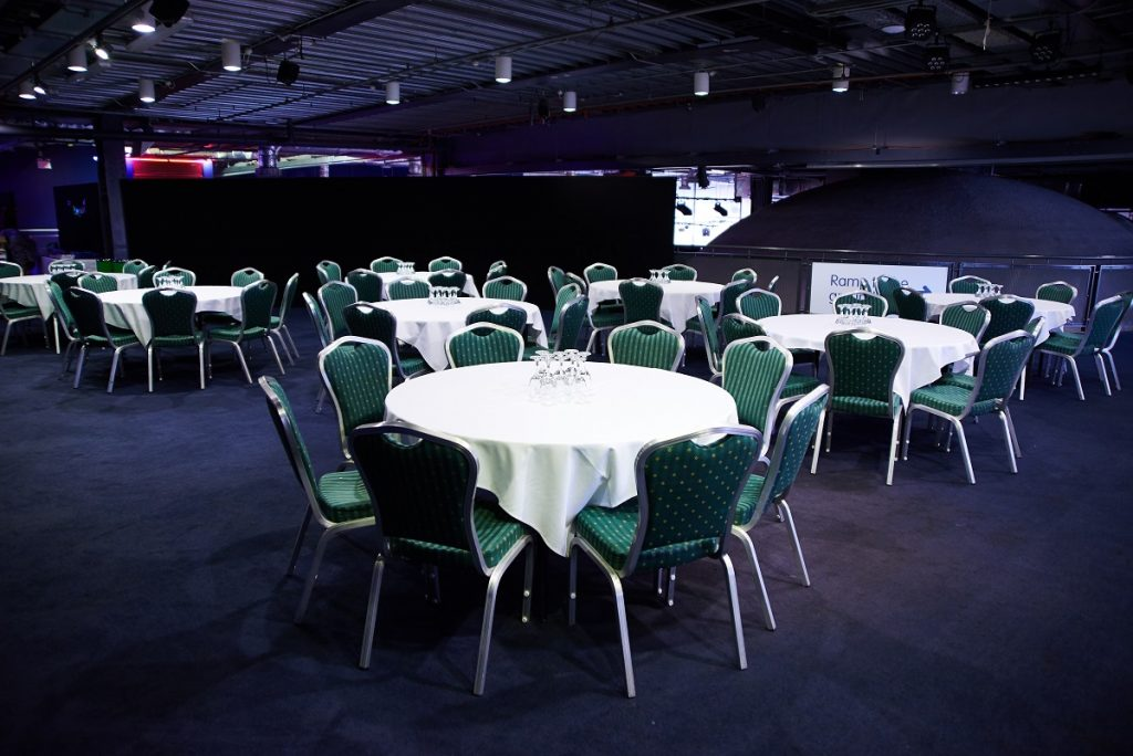 Life Meetings and Events Event Layout
