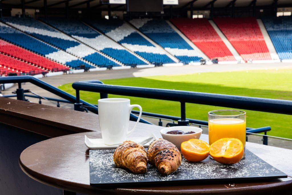 Scotland National Stadium – Hampden Park Breakfast