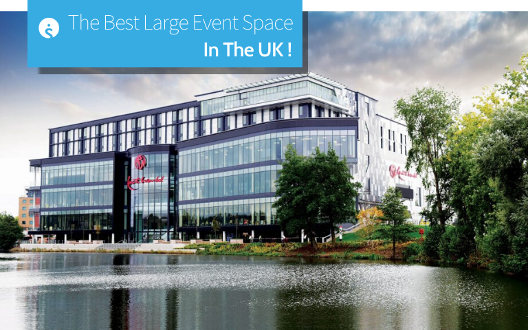 The best large event space in the UK