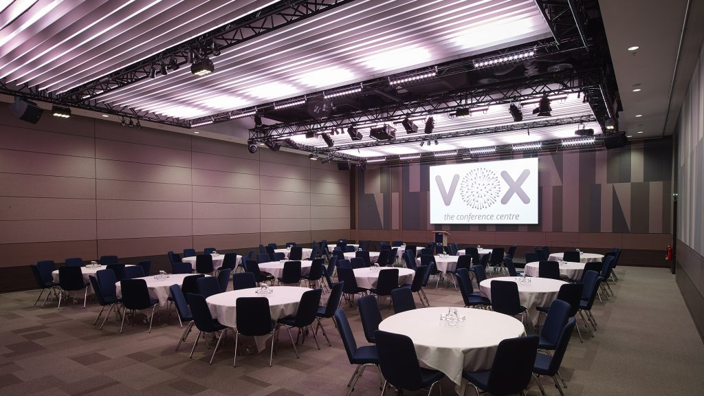 VOX Conference Centre Layout
