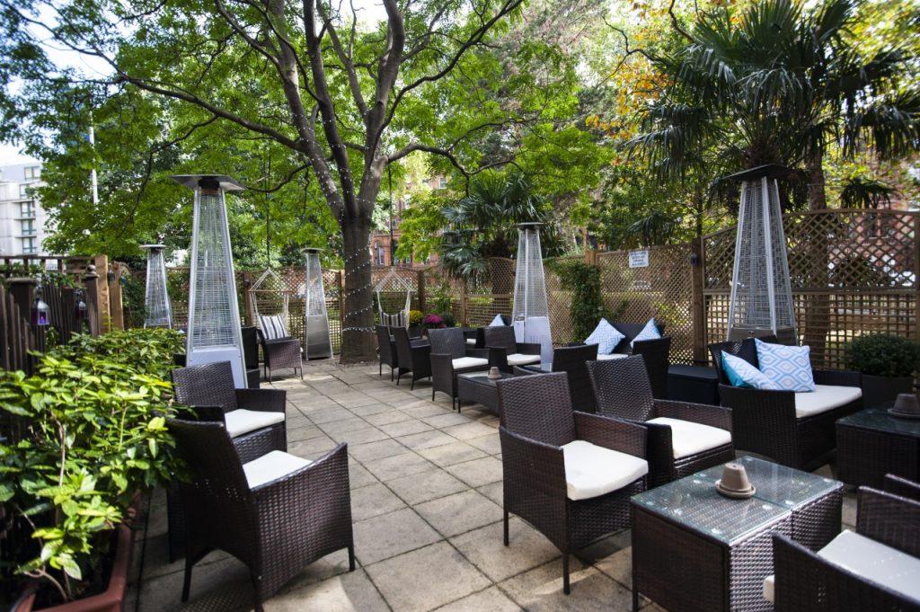 Holiday Inn Kensington Forum Garden