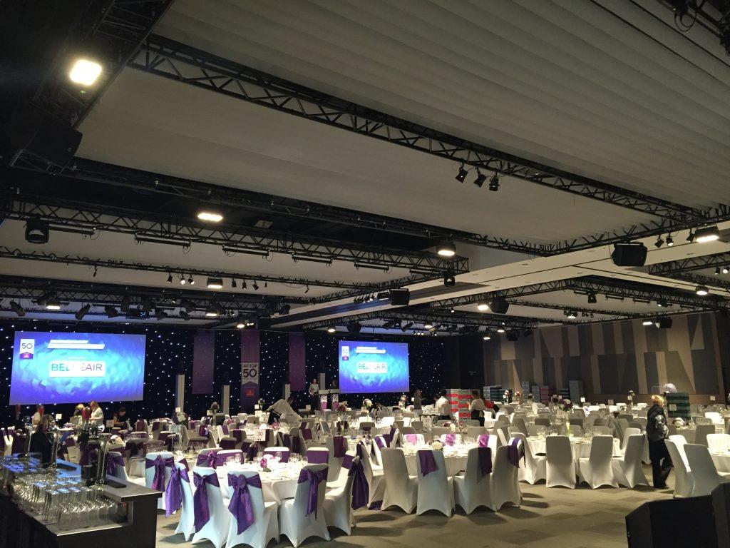 VOX Conference Centre Inside