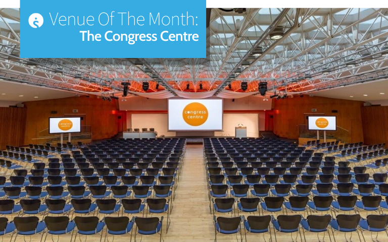 Venue of the month The Congress Centre