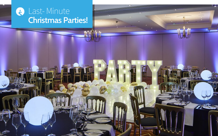 Last Minute Christmas Parties
