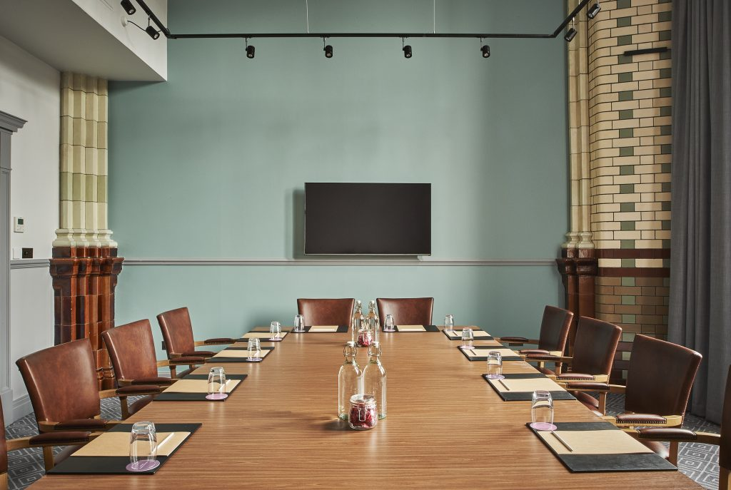The Principal Manchester Boardroom to book in 2020