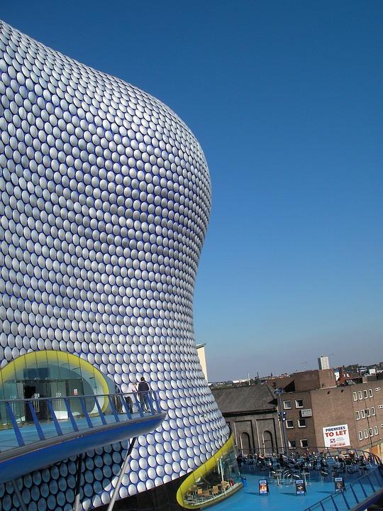 Birmingham  New Year event location hotspot