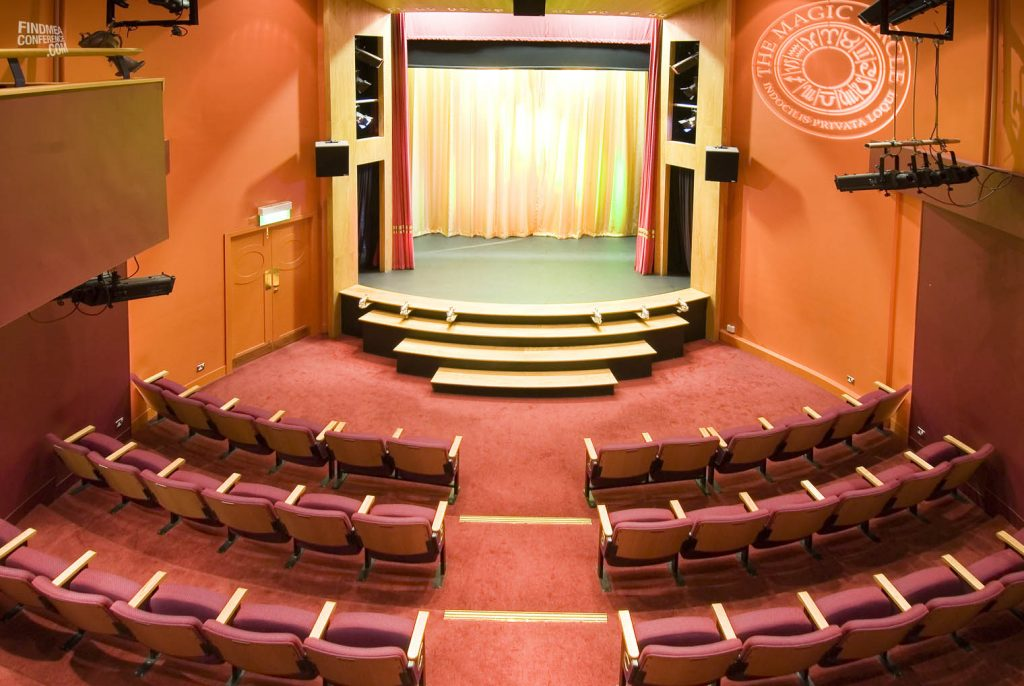 event space at the magic circle