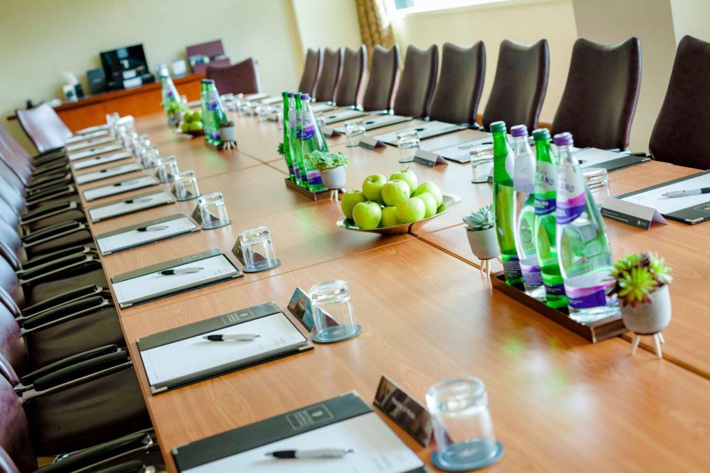 Macdonald Manchester Hotel & Spa meeting room