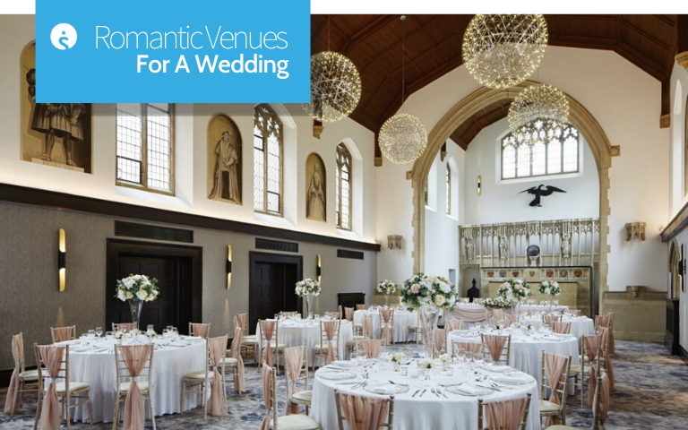 Romantic Venues for a Wedding